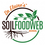 Soil Food Web School Color Logo